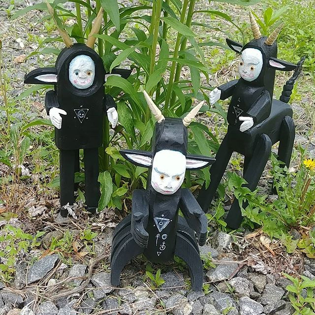 Childs of the forest #woodtoy.jpg