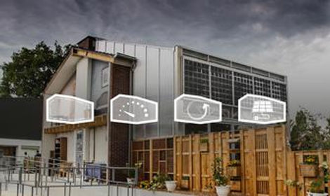Groot Architectuur specialiseert zich in zero-energy design