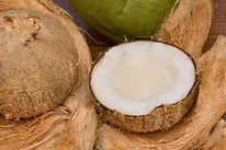 Kopyor coconut, macapuno coconut, Macapu