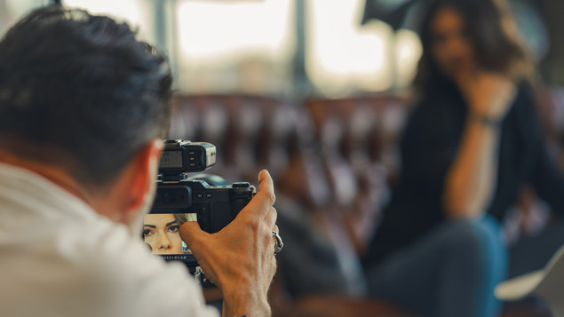 Shooting Maria Elena