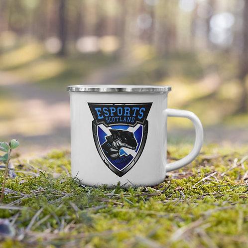Enamel Mug | Loch-Esports Monster