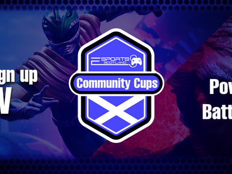 Esports Scotland Introduces The Community Events!