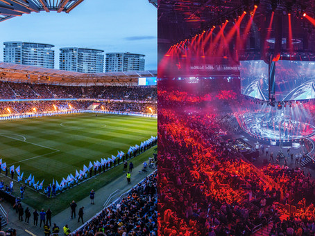 Esports vs Football: How Traditional Sports became Popular - and how Esports can do the Same