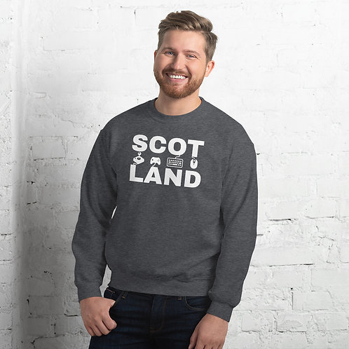 Scotland Gamer Jumper