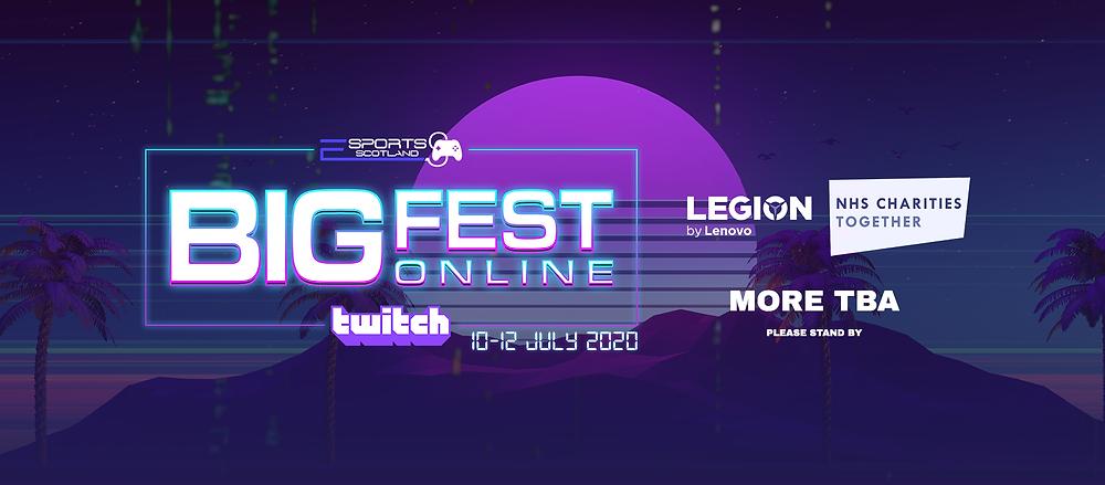 ESS bigfest online poster