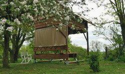 Big House Loire Hut Garden