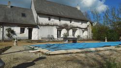 Big House Loire Swimming Pool Garden