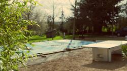 House Loire Swimming Pool Garden