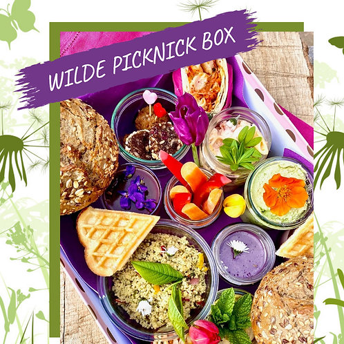 Wilde Picknick Box