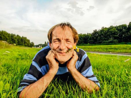Ein Wochenende mit dem Extrem Botaniker Jürgen Feder