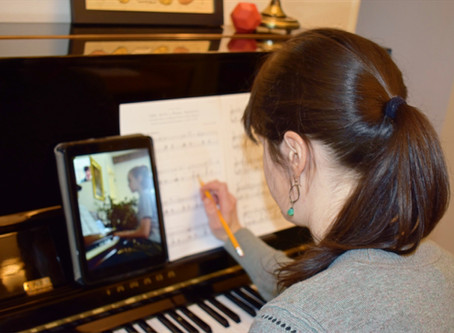 A Pianist's Guide to Teaching Online