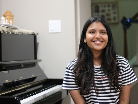 NSMS Student Achieves Piano Diploma from ABRSM, London