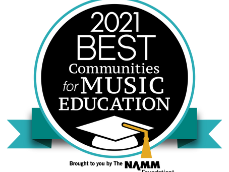 NSMS Receives National Recognition for the Fourth Year in a Row!