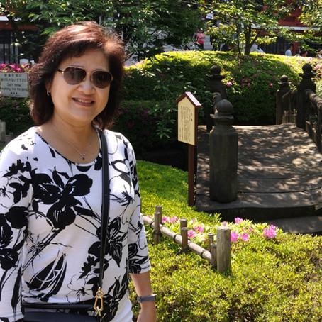 Alumni Spotlight: Sue Osse (Sue Lin)