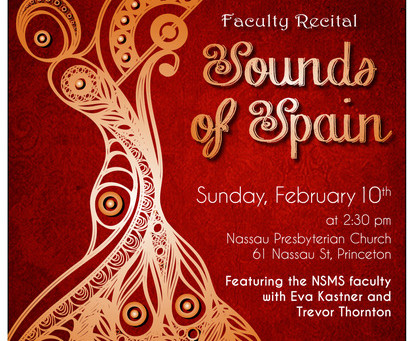 NSMS Faculty Recital: Sounds of Spain