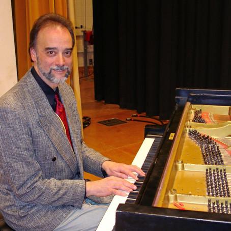 60th Anniversary Alumni Faculty Recital: Tony Caramia
