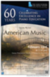 Faculty Recital  _  American Music  2020