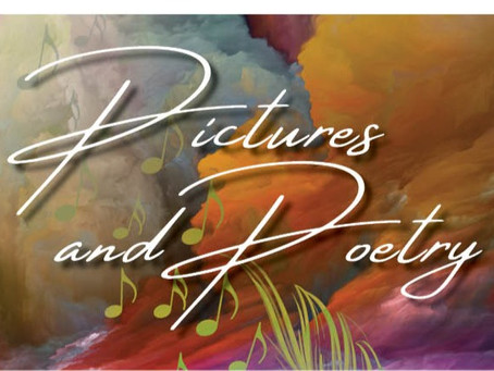 """""""Pictures and Poetry"""" Faculty Recital April 18th"""