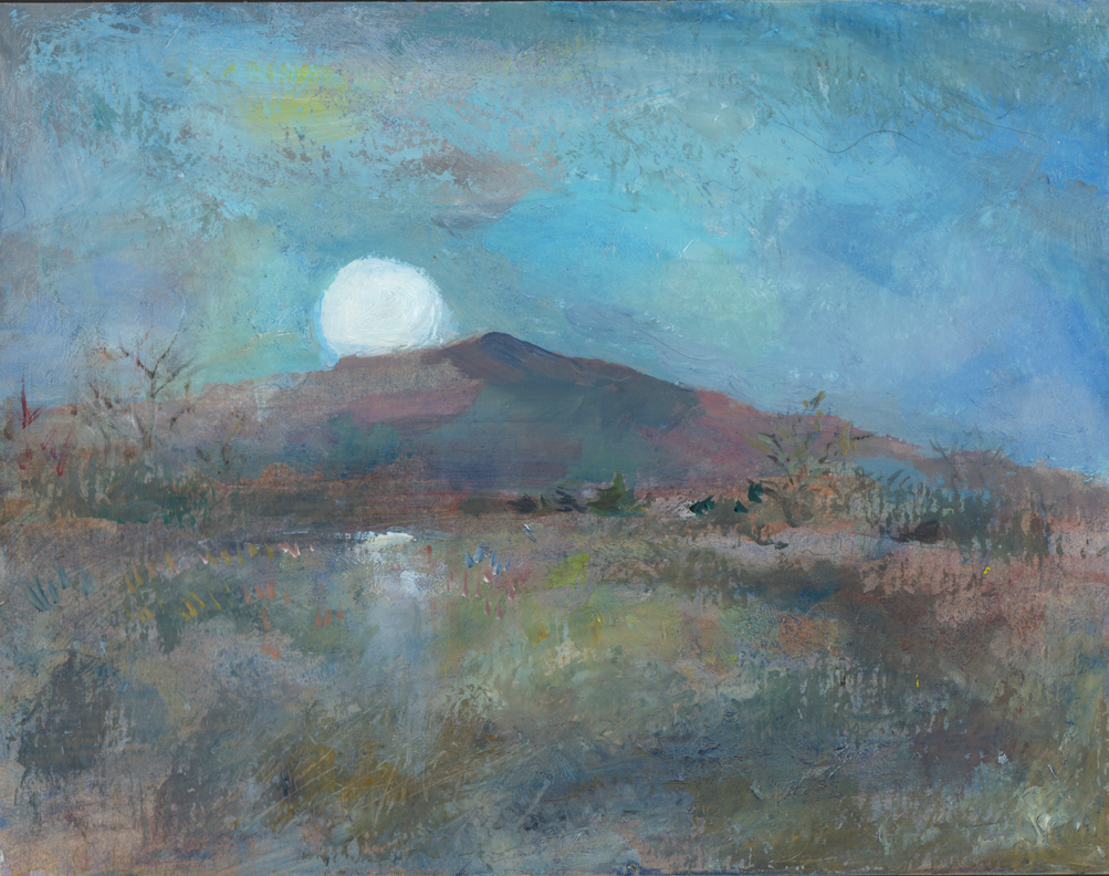 Moonrise Arroyo