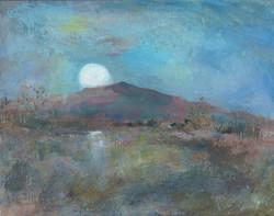 Moonrise Arroyo