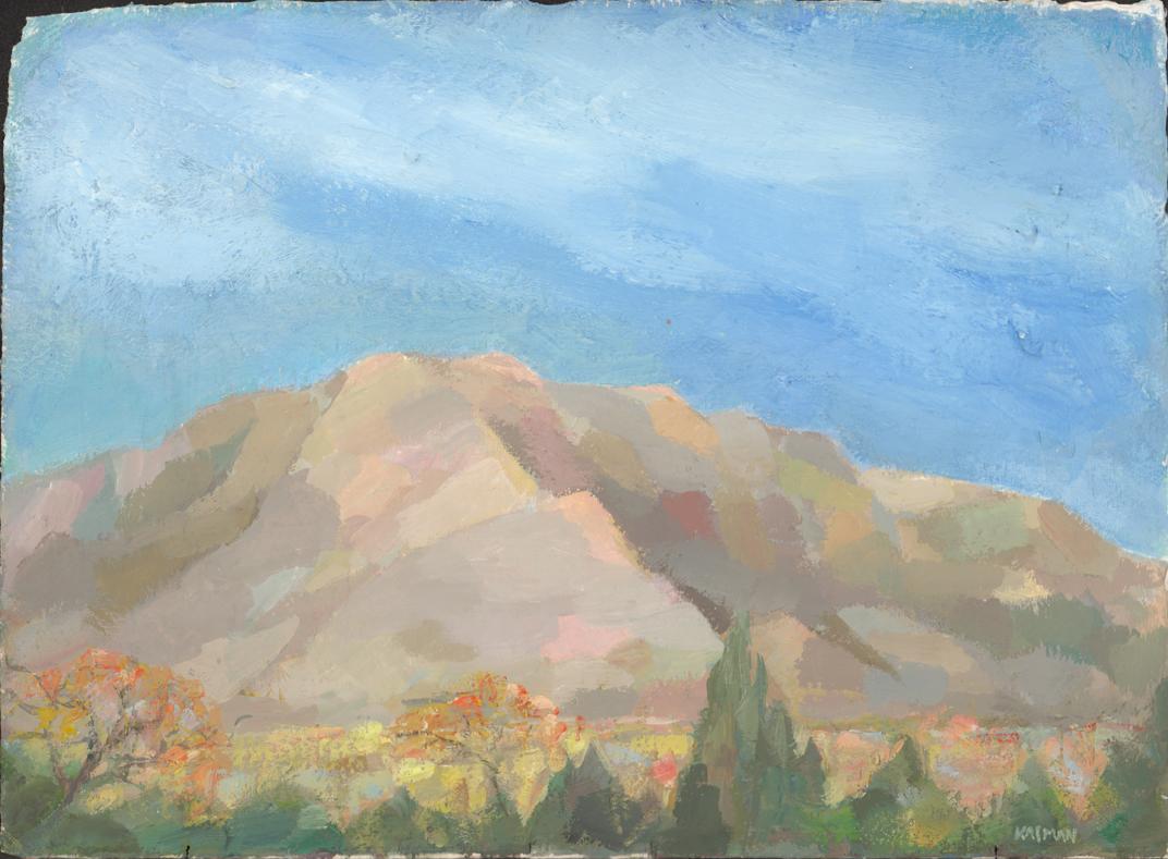 Sandia Ridges