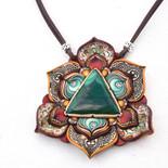 Medallón Mandala Triángulo 65€