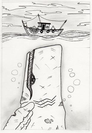 Sea Beastie
