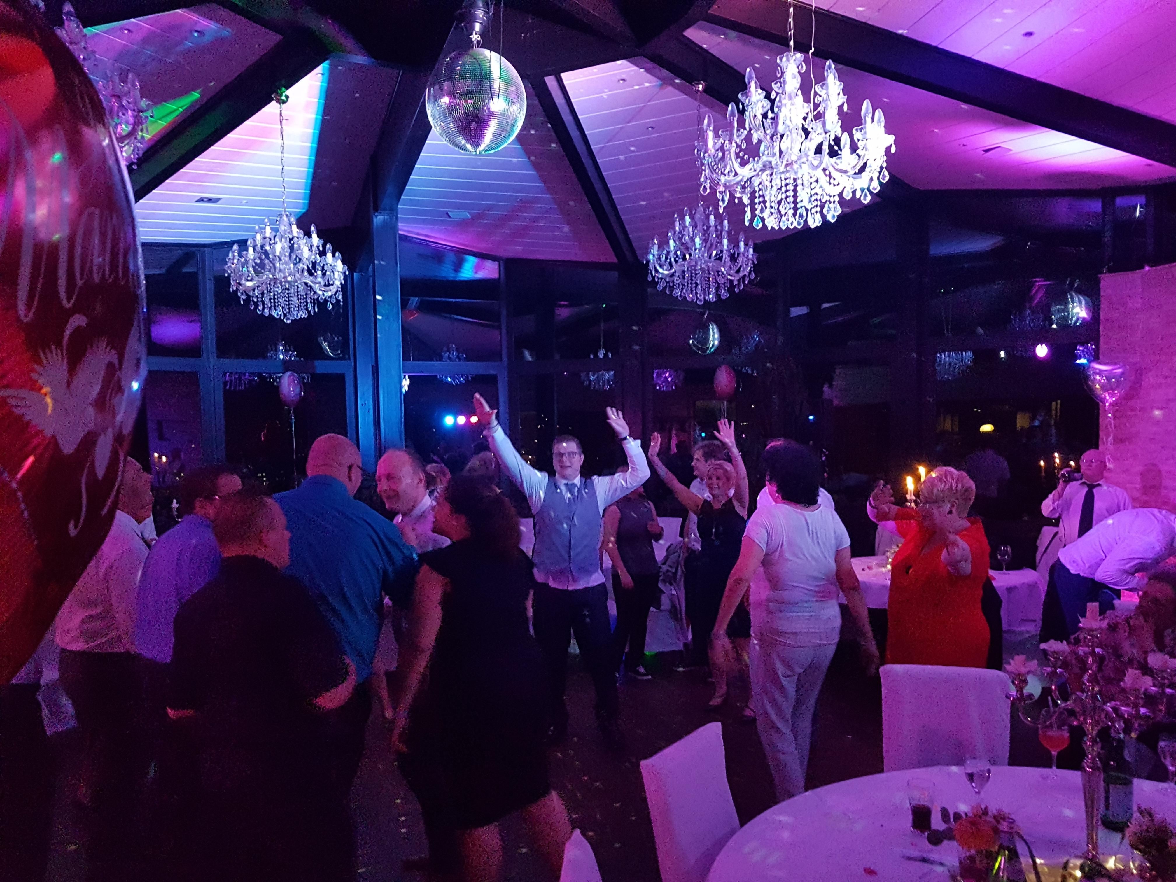 Hochzeitsfeier in Essen   DJ ScoX