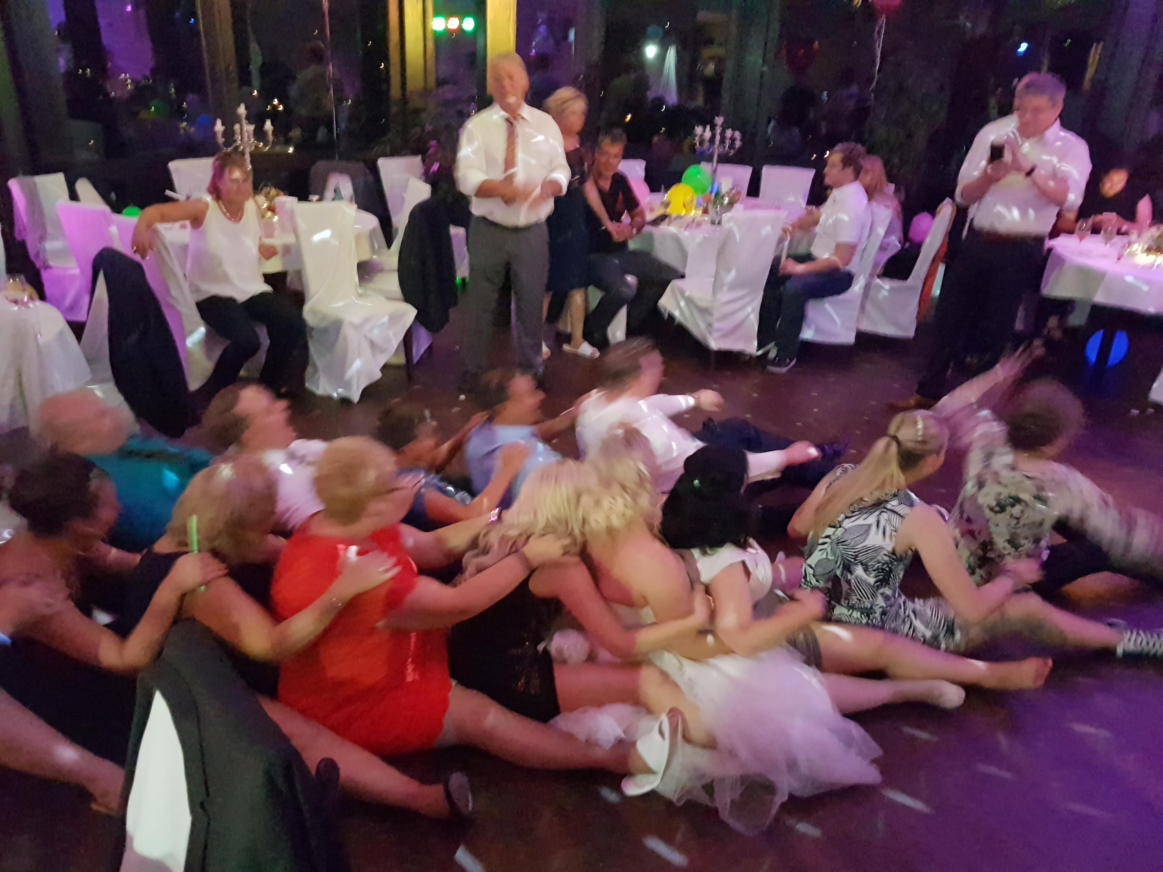 Hochzeit   Rudern   Ruhrgebiet