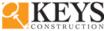 Keys Construction Logo - Fully Transpare