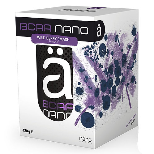 Nano A BCAA - Wild Berry Smash