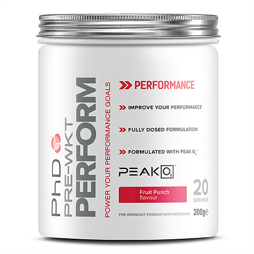 PHD Pre-Workout Performance - Fruit Punch