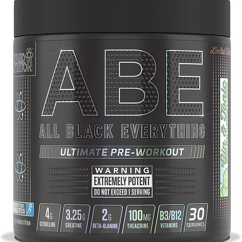 Applied Nutrition ABE - All Black Everything 315g (Gin & Tonic)