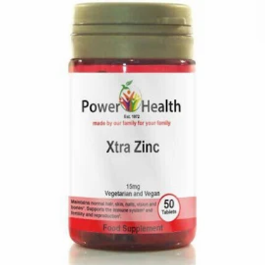 Power Health Xtra Zinc