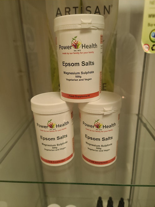 Power Health Epsom salts