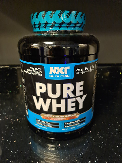 NXT Pure Whey - Salted Caramel
