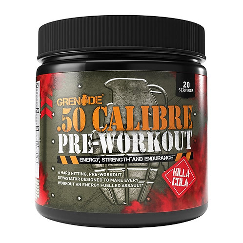 Grenade Pre-workout - Killa Cola Tub