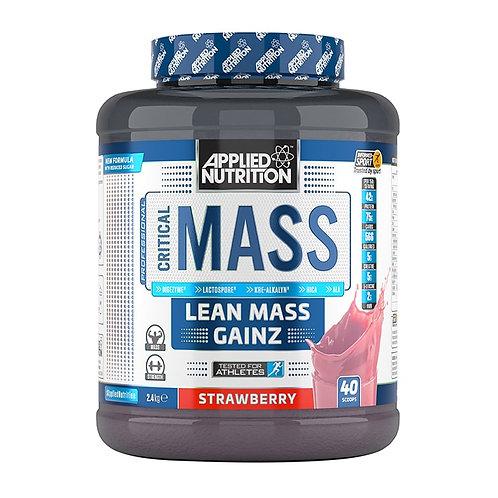 Critical Mass - Lean Mass Gainz - Strawberry