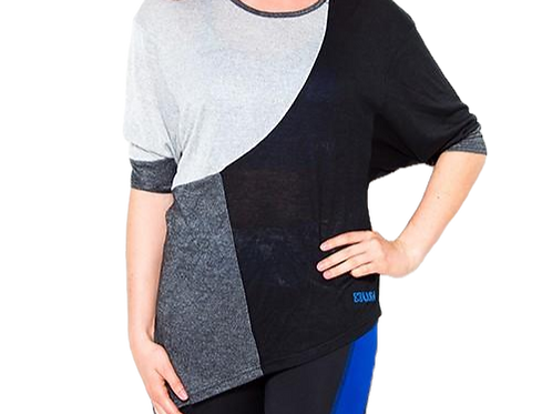 USN Lady Slouch Yoga tops