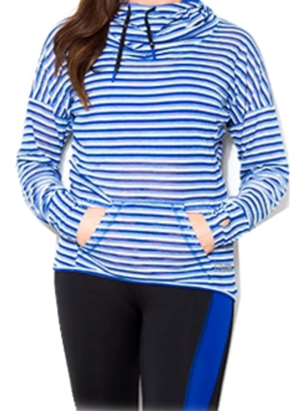 USN Ladies Cawl Neck Tops