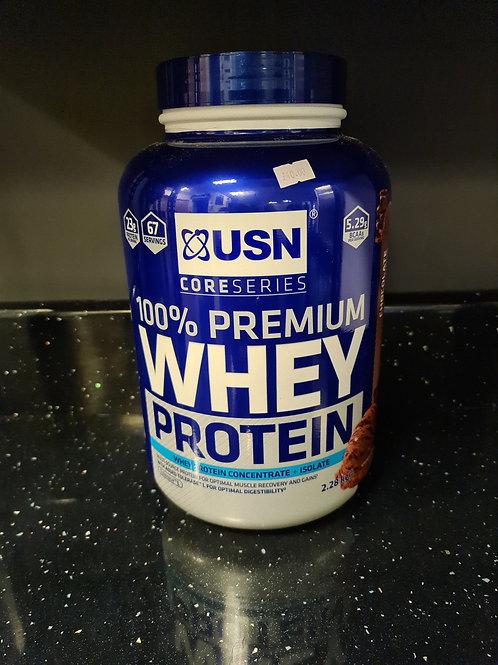 100% Premium Whey Tub - Chocolate