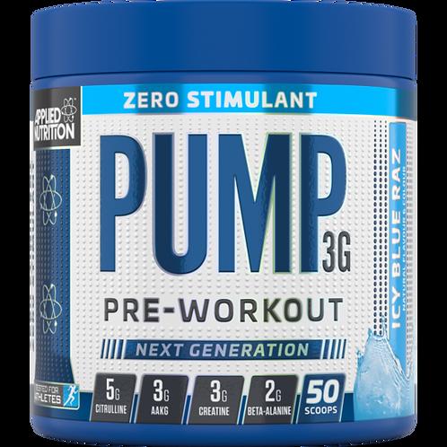 Applied Nutrition Pump 3g Icy Blue Raz