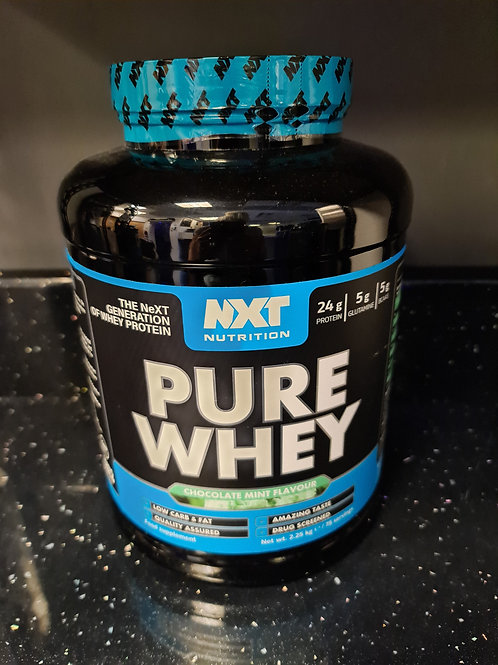 NXT Pure Whey - Chocolate Mint