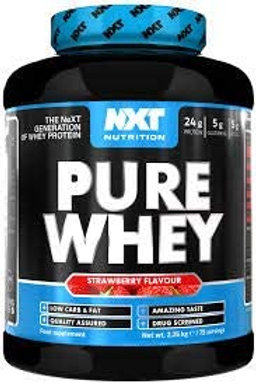 NXT Nutrition Pure Whey - Vanilla