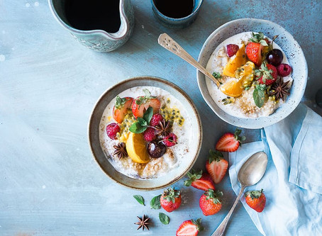 How to make a simple and healthy breakfast?