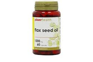Power Health Flax Seed Oil