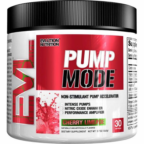 EVL Pump Mode Cherry Lime Ade