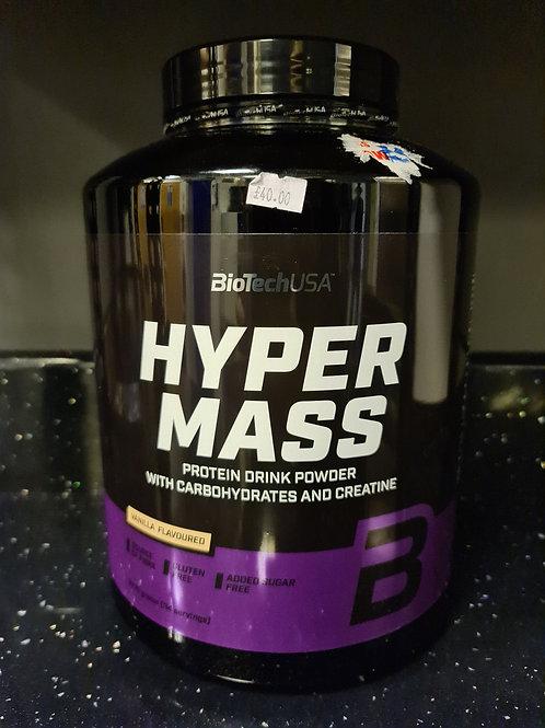 BioTech Hyper Mass 2270g - Vanilla