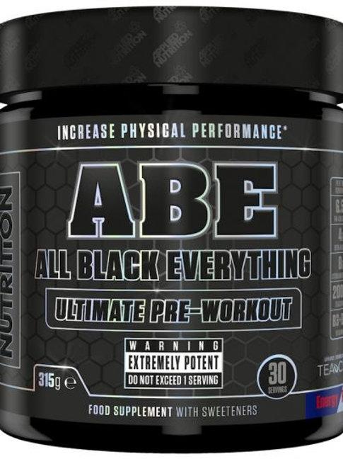 ABE 315g Pre-Work - Icy Blue Raz Scoop