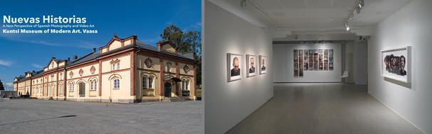 Exposición: Nuevas Historias. Kuntsi Museum Of Modern Art. Vaasa. Finlandia. 2009.